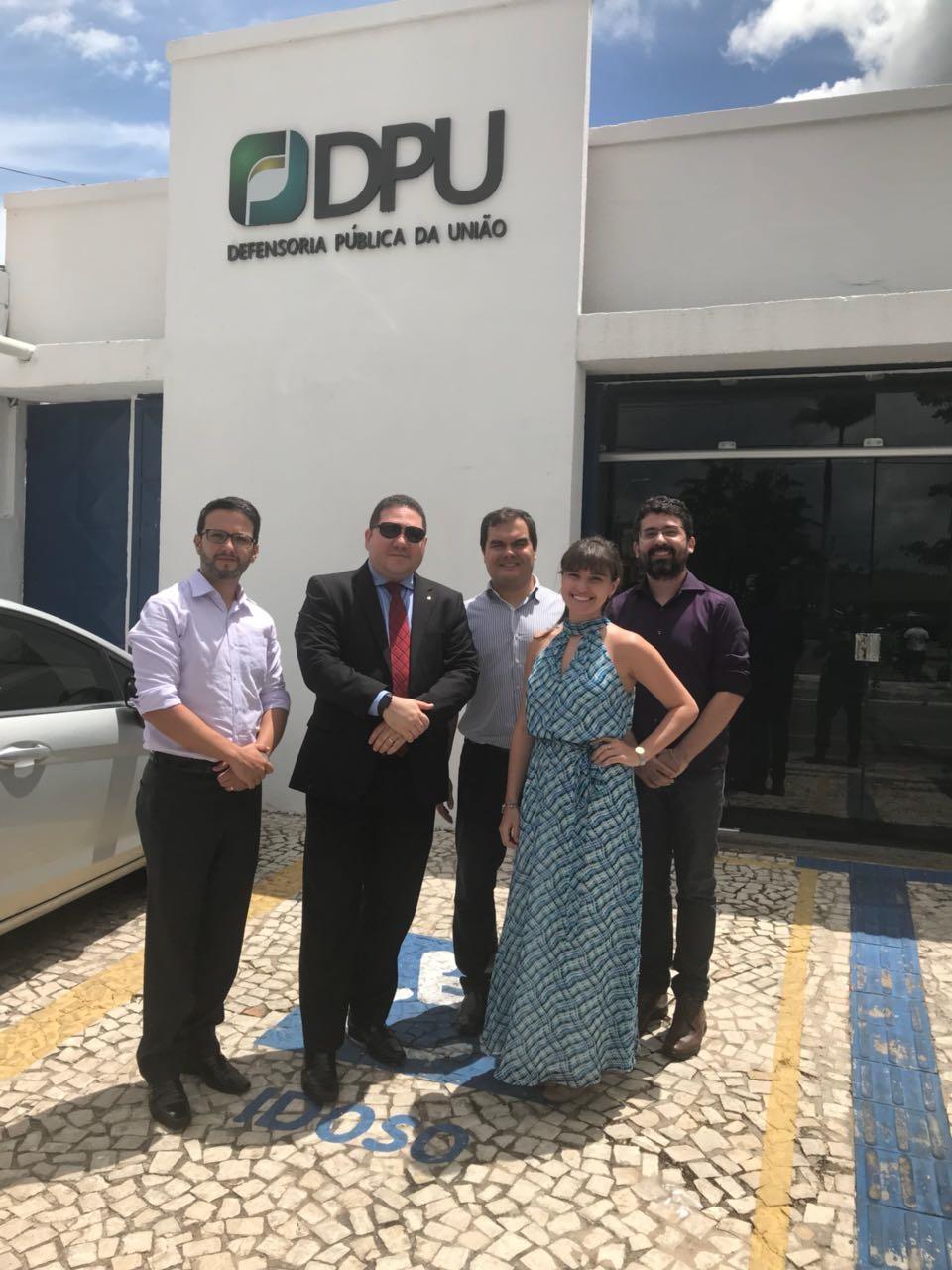 Resultado de imagem para DPU inaugura nova unidade em Sobral no Dia da Defensoria