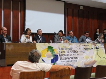 Debate PNRS Goias
