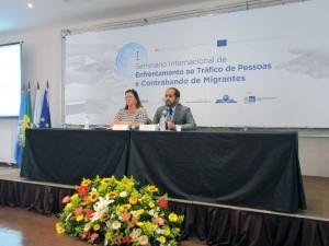 O defensor Leonardo Magalhães representou a DPU no evento